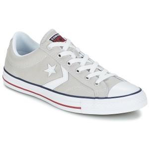 Converse STAR PLAYER CORE CANVAS OX Grau / Weiss