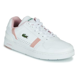 Lacoste T-CLIP 0721 2 SFA Weiss / Rose